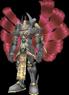 Black Seraphimon DW3 Wikimon The 1 Digimon Wiki