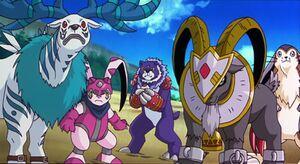 Moosemon Wikimon The 1 Digimon Wiki