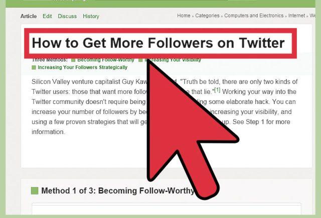 verify twitter