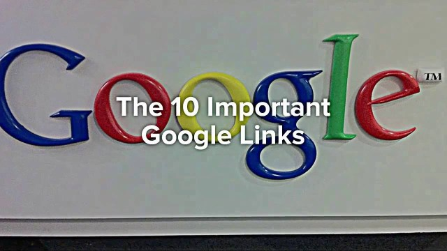 10 Website links