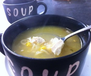 How To Make Sweet Corn Chicken Soup