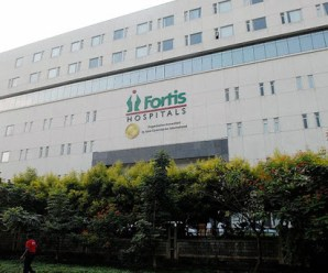 Mr.Ravi Rai broke his Right Leg and was admitted in Fortis Hospital but they operated Left leg