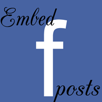 Embed Facebook Posts In Your Website