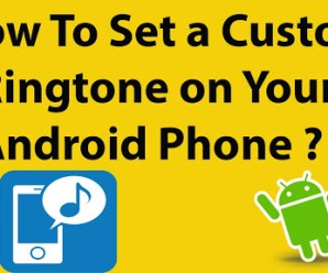Easy Way to Add Ringtones to Your Mobile