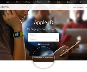How to change your Apple ID password