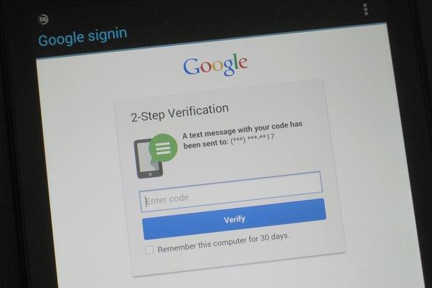 Factor Authentication