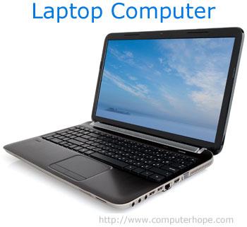 Laptop Computer Screen