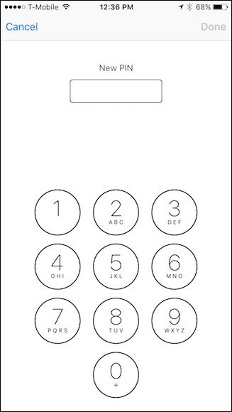 Tips to setup SIM card lock