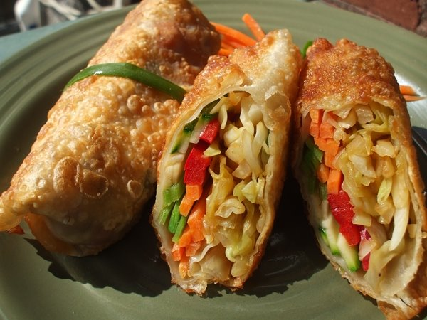 Veggie Egg Roll