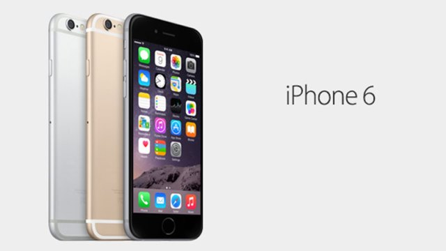 features of iPhone 6