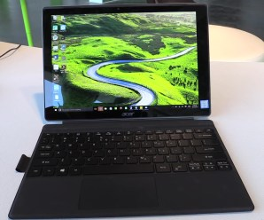 A Quick Review on Acer Switch Alpha 12 – Fan less Laptop