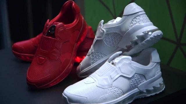Lenovo Smart Running Shoe