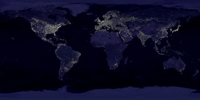 Predict regions of poverty