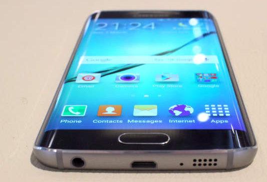 Samsung Android Nougat