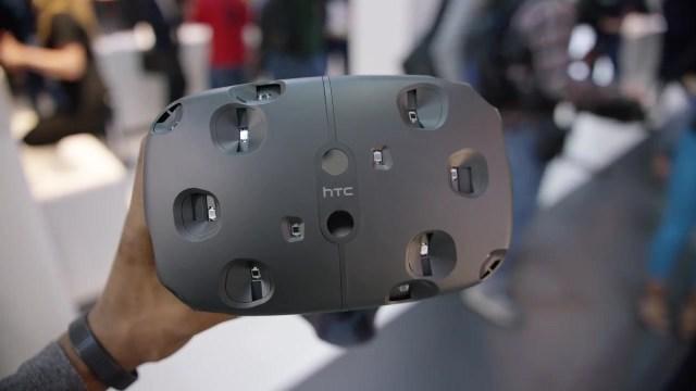 Virtual Reality HTC