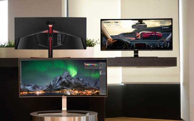 LG's Latest Ultra-wide monitor