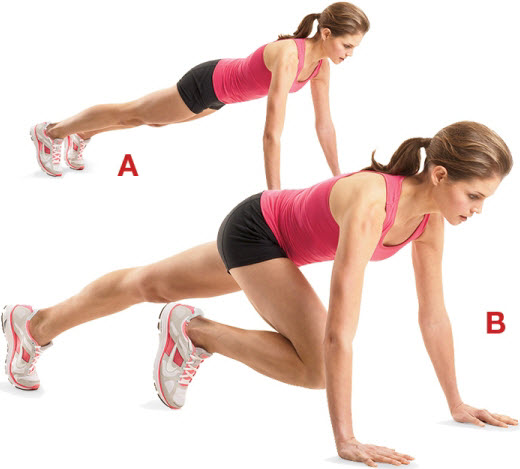 push-up-and-knee-kick-exercise