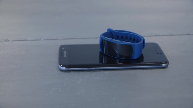 Samsung Gear Fit 2 pair with Android Phone