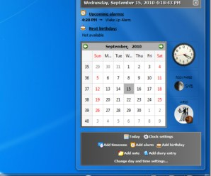 How to Display seconds in Taskbar Clock in Windows