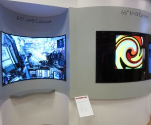 A Quick Look on LG see-through OLED TV