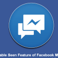 How To Turn Off The Seen Function In Facebook Messenger, iMessage