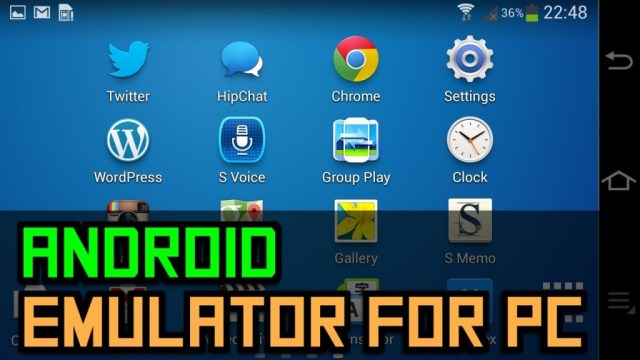 android-emulators-for-pc