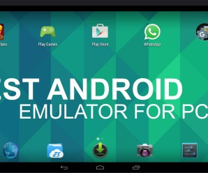Popular Android Emulators for PC to run Android apps on PC