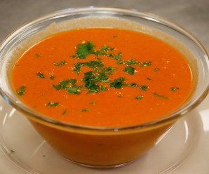 A Delicious And Easy Made Soup Recipe – Savory Tomato Bisque