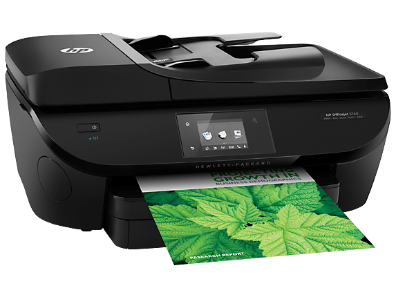 HP Officejet 5740 Wireless All-In-One Inkjet Printer