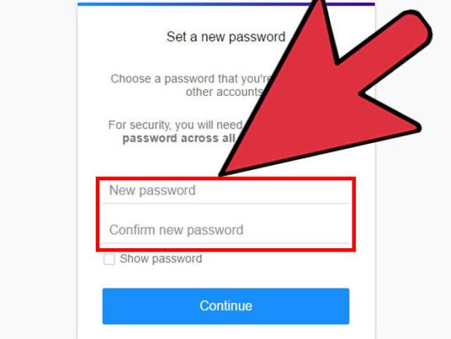 new-password