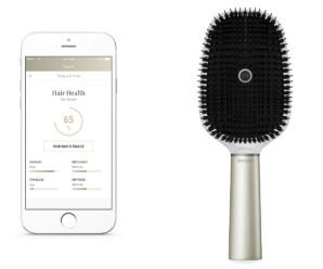 A Review On L'Oreal Smart Hair Brush