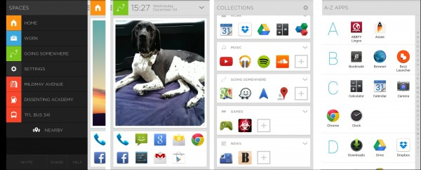 Launcher Apps