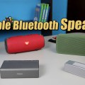Top 5 Best Bluetooth Speakers of 2016
