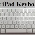 Top 7 Best iPad keyboards