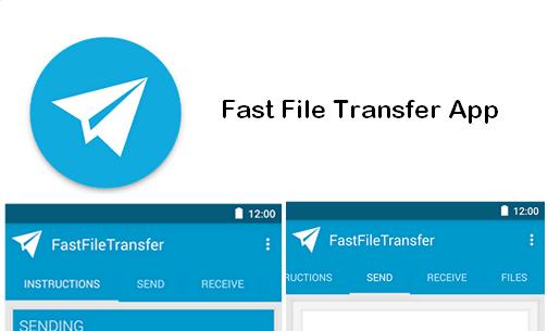 Fast File Transfer Application