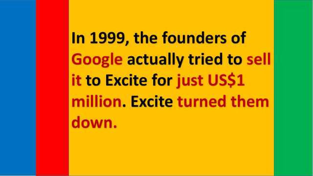 Google Fun Fact 3