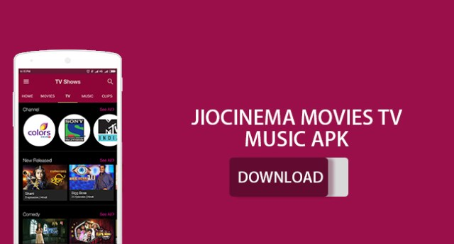 JioCinema-Movies-TV-Music-Apk