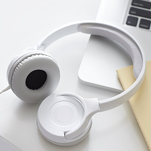 AmazonBasics On-ear Headphones