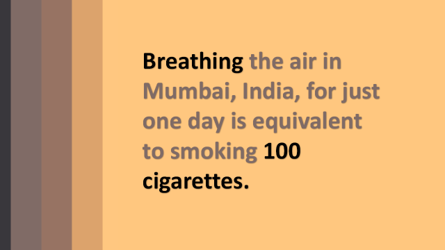 Breathing Air in Mumbai