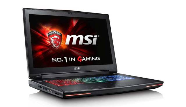 MSI GT72VR 6RE Dominator Pro Tobii
