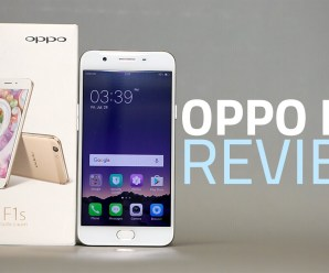 A Review On Oppo F1s Smartphone – The Selfie Expert