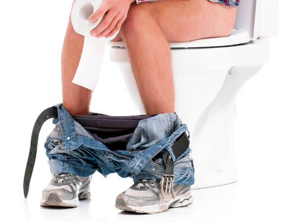 Rid of constipation