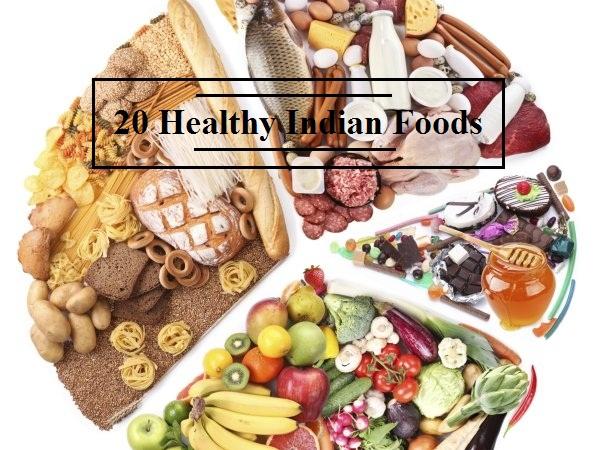 healthy Indian foods