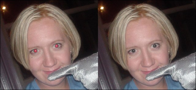 How To Remove Red Eye in Photo