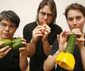 Vienna Vegetable Orchestra: Go Ahead, Play With Your food