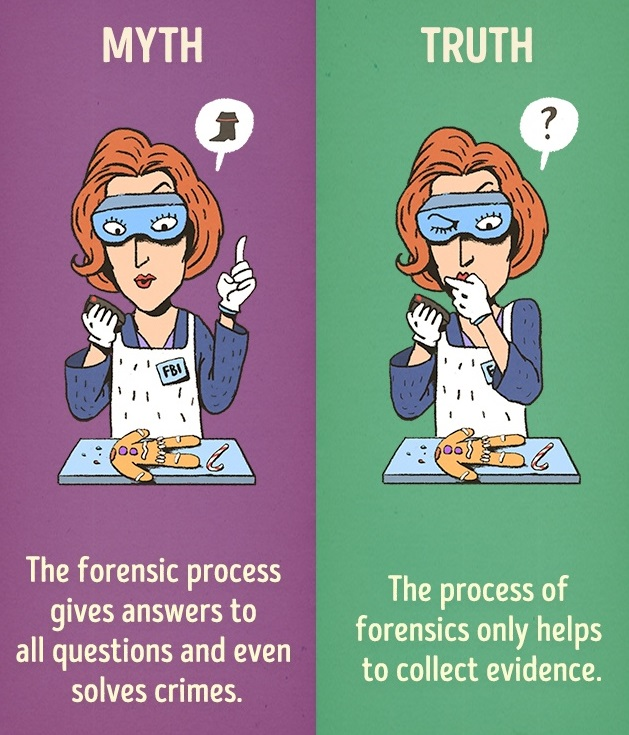 Forensic Process Give answers to all Questions