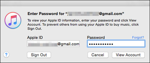 Enter-Apple-ID-and-Password-in-iTunes