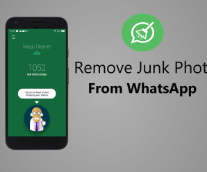 How to delete the junk photos in your whatsapp