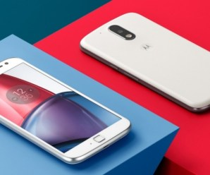 Moto E4 Plus With 5,000 mAh Battery Launched In India With Rs.9,999