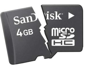 How To Recover The Files and Data From A Damaged SD Card